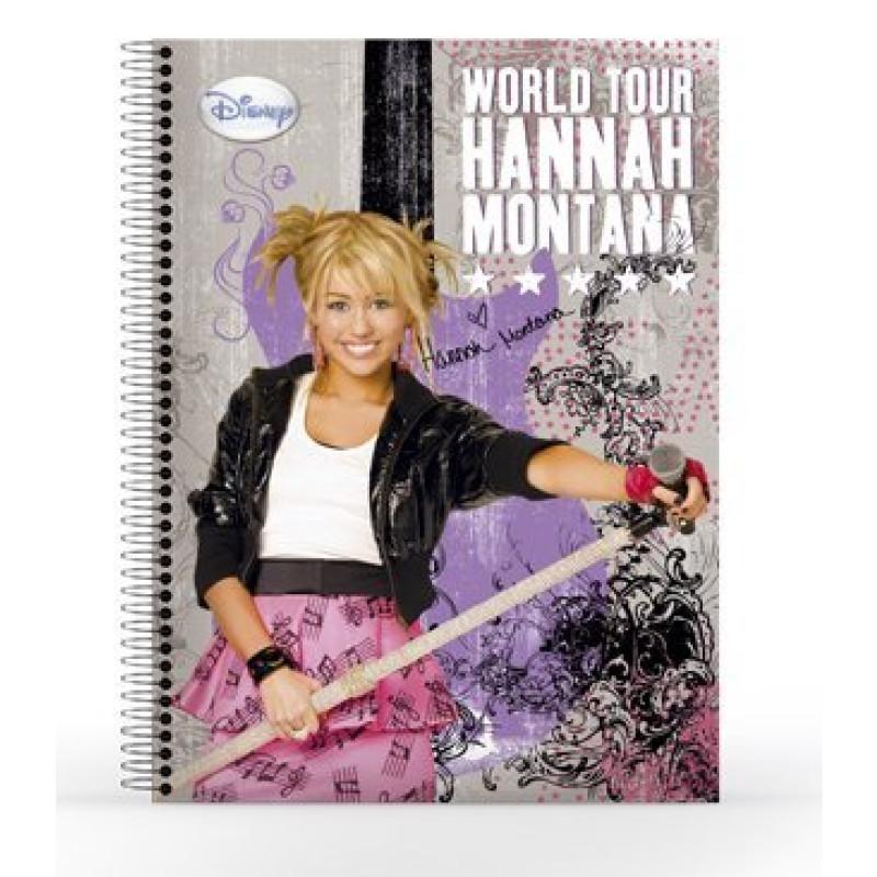 Psací blok Hannah Montana