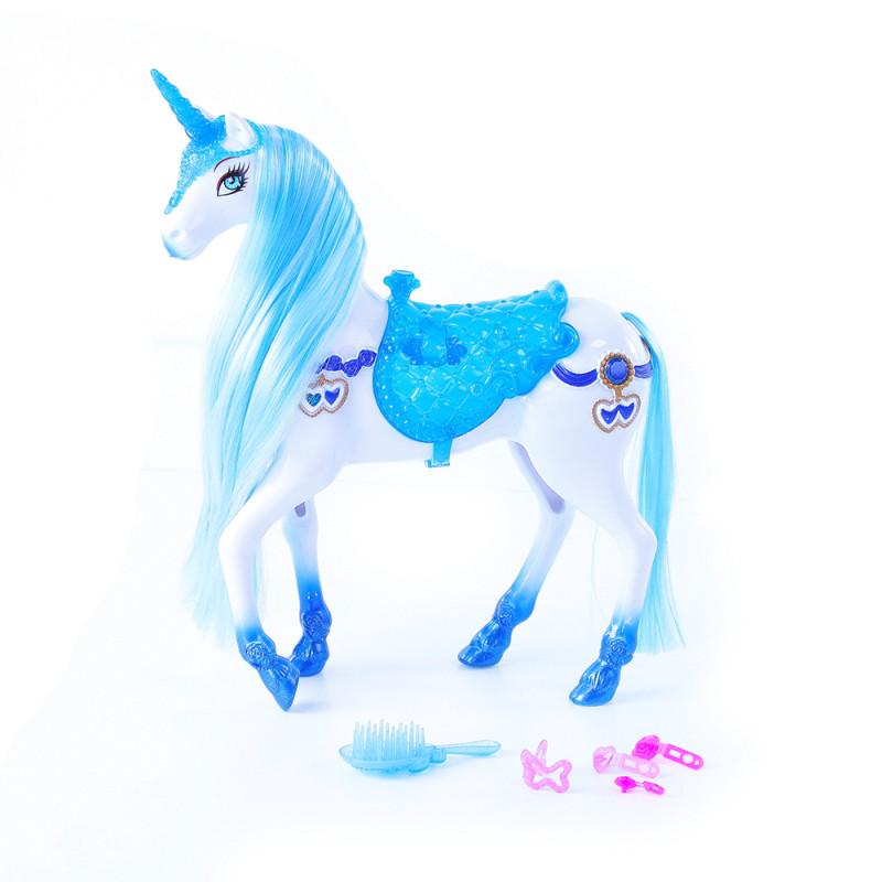 Česací kůň se zvukem a světlem