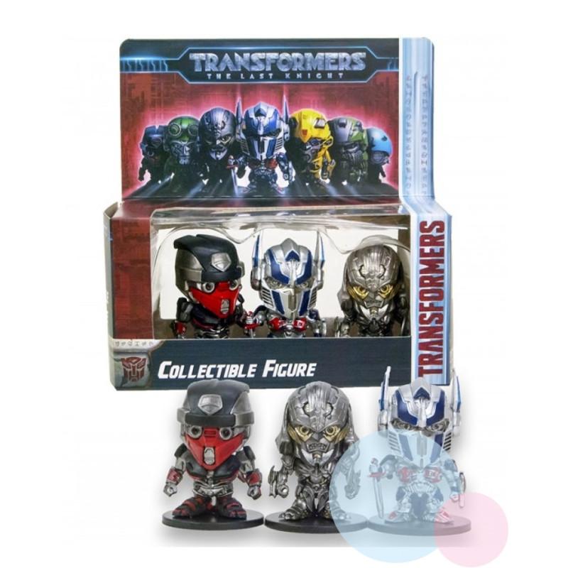 Figurky Transformers 3 ks