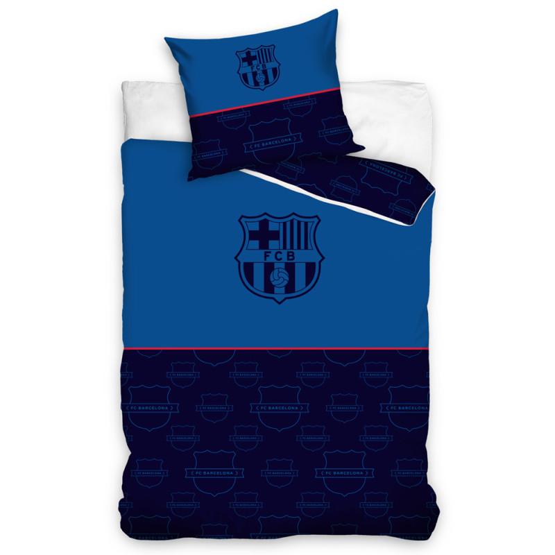 Povlečení FC Barcelona Only Blue