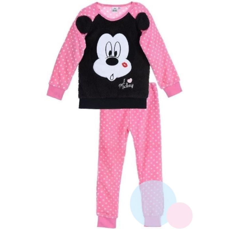 Pyžamo Mickey fleec