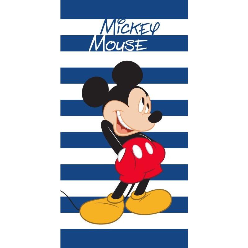 Osuška Mickey proužky