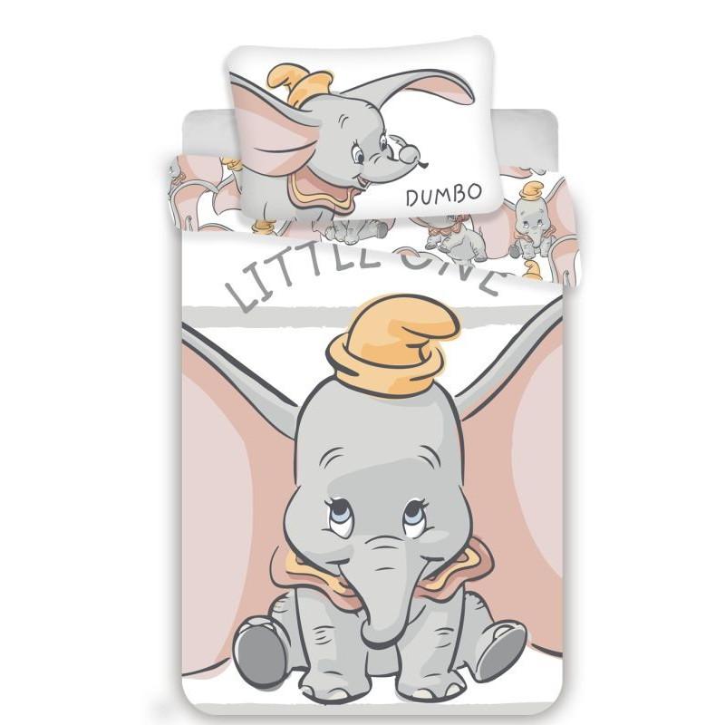 Povlečení do postýlky Dumbo stripe baby