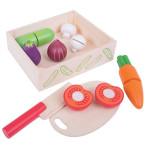 Krájecí zeleniny v krabičce