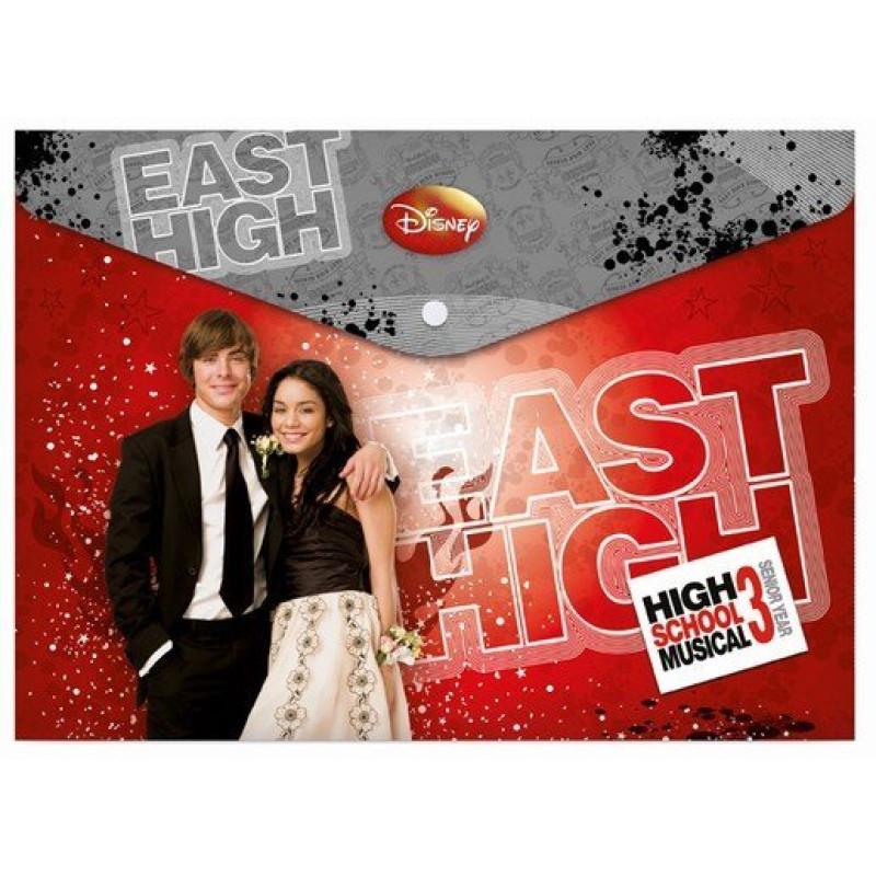 Desky na vysvědčení High School Musical
