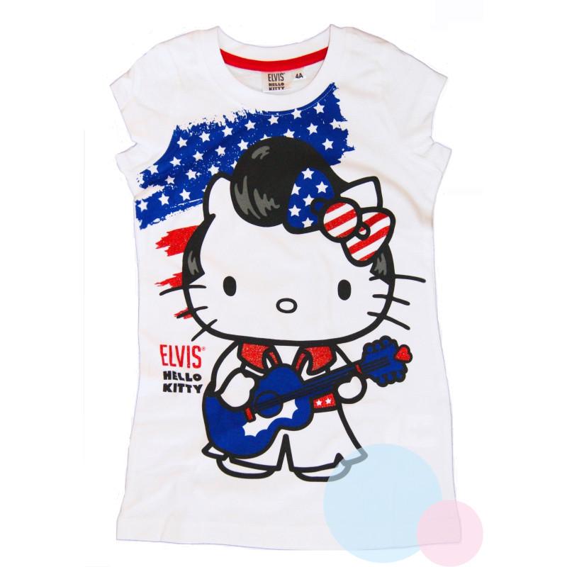 Triko Hello Kitty - prodloužené