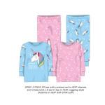 Pyžamo Jednorožec 2pack