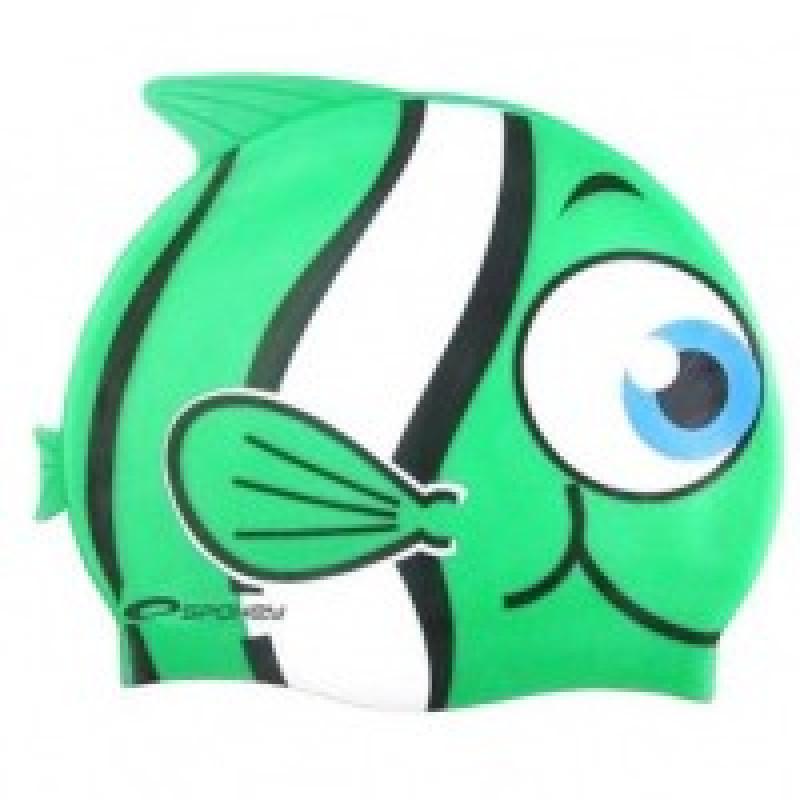 Plavecká čepice Ryba