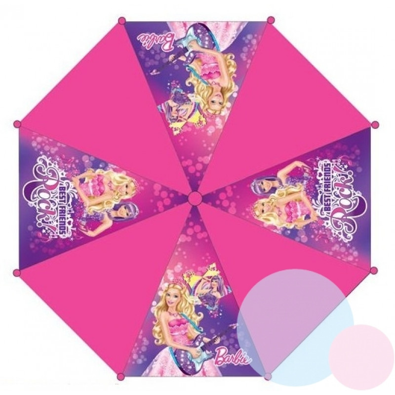 Deštník Barbie