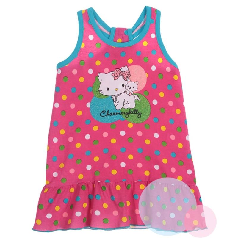 Šaty Charmmy Kitty - puntík