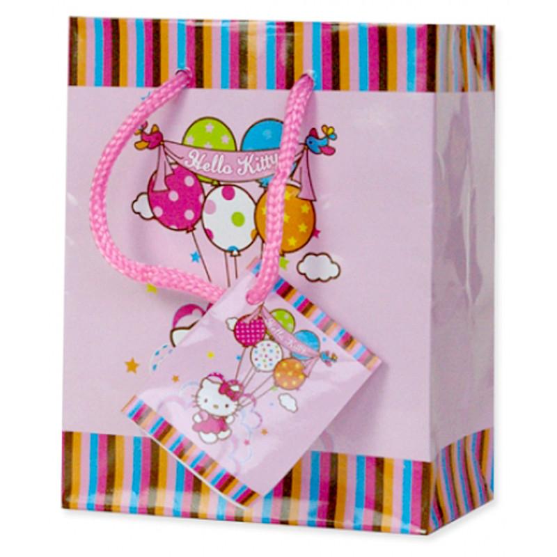 Dárková taška Hello Kitty Baloon