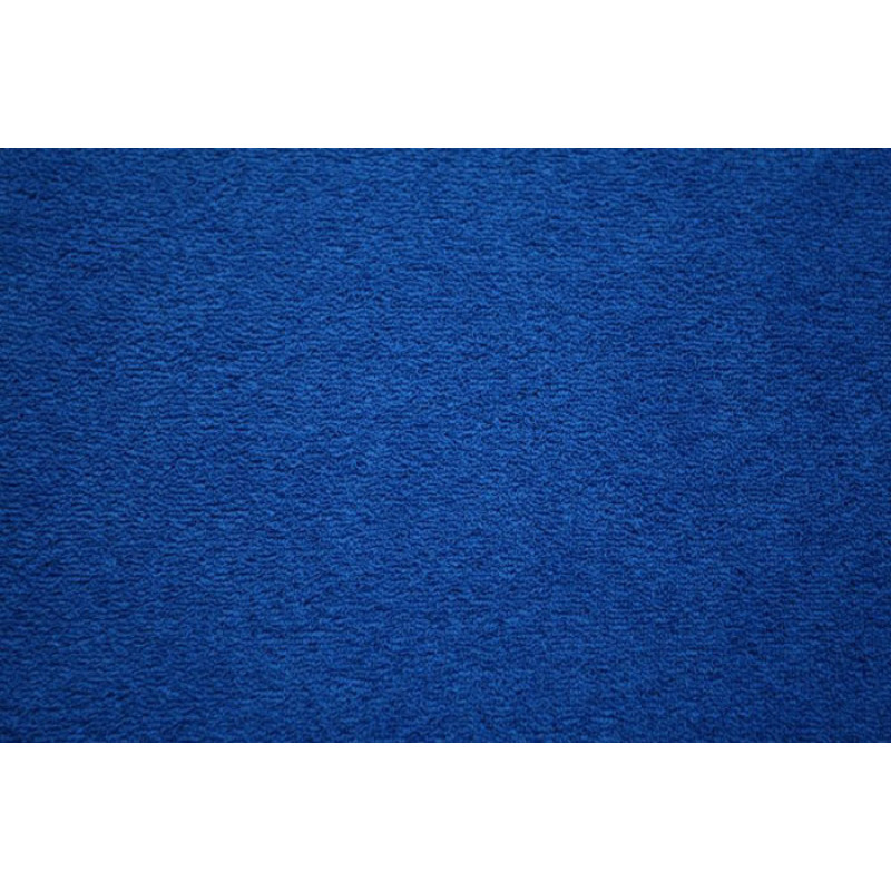 Froté prostěradlo EXKLUSIVE - Královská modrá