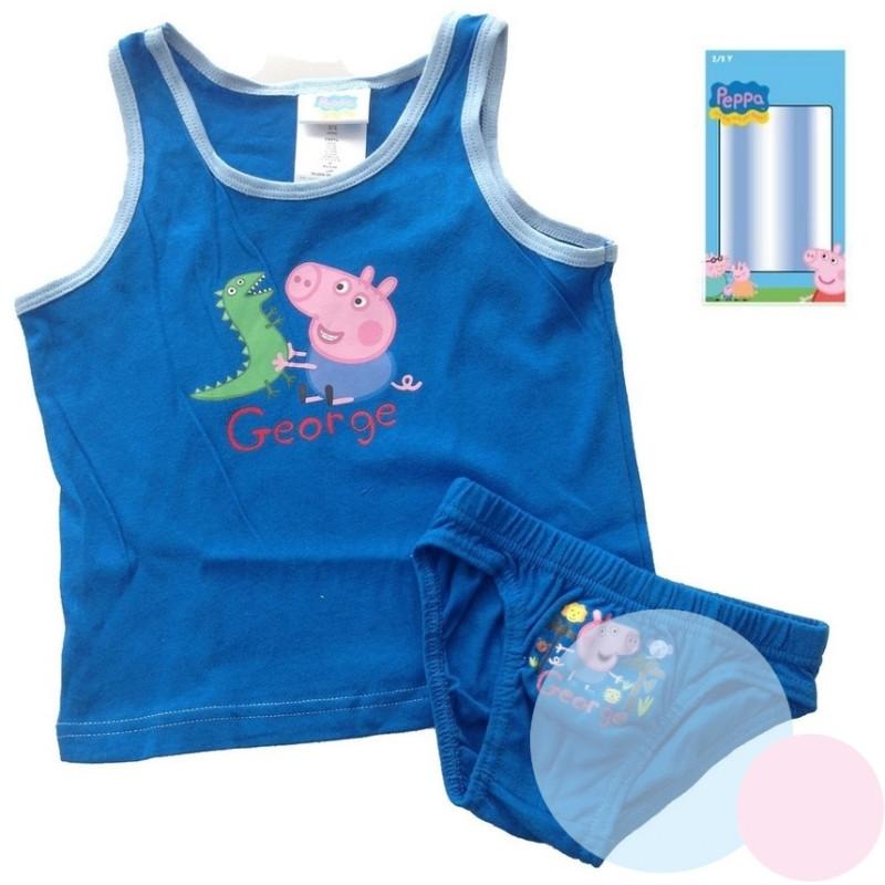 Spodní prádlo Peppa Pig George