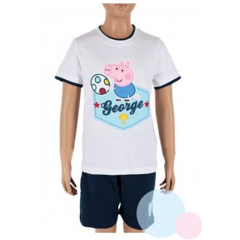 Triko a kraťasy Peppa Pig George