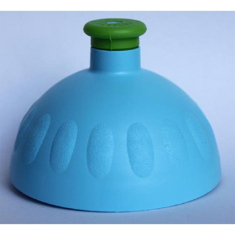 Zdravá láhev - víčko - modré