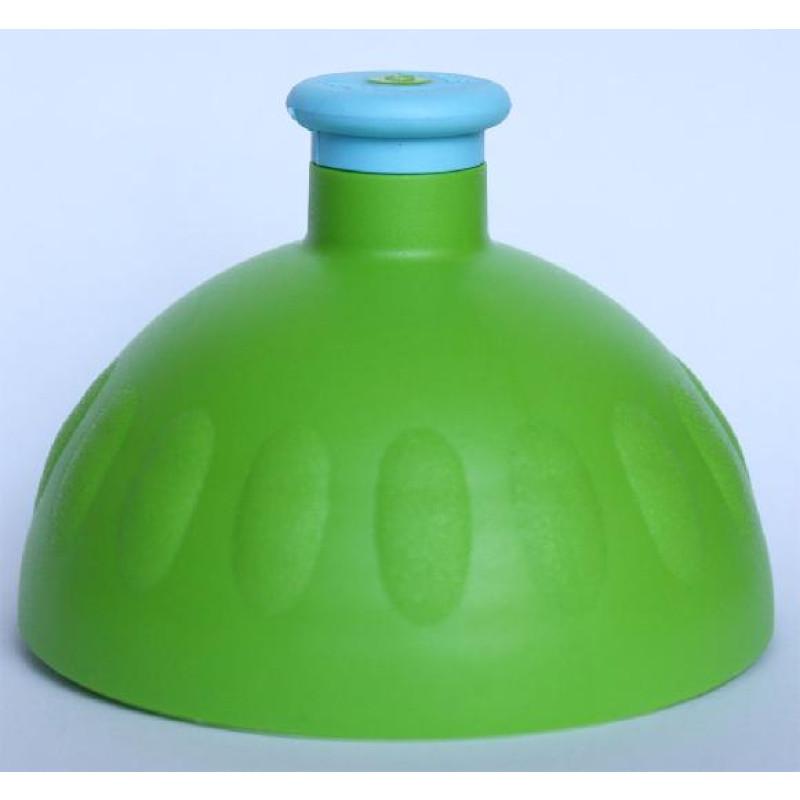 Zdravá láhev - víčko - zelené