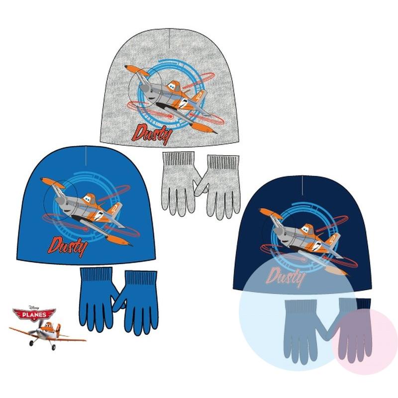 Čepice a rukavice Planes