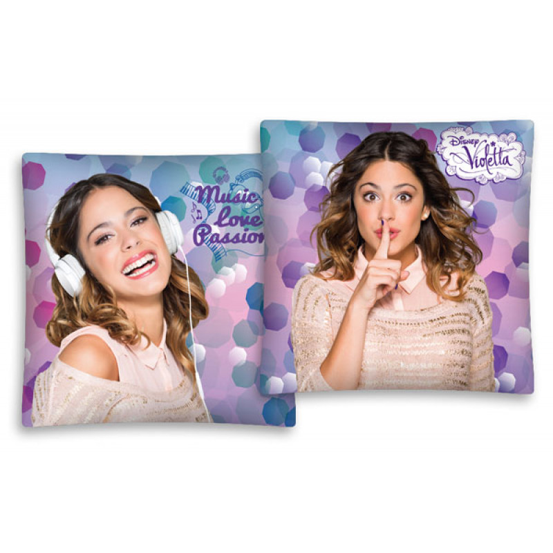 Povlak na polštářek Violetta Music