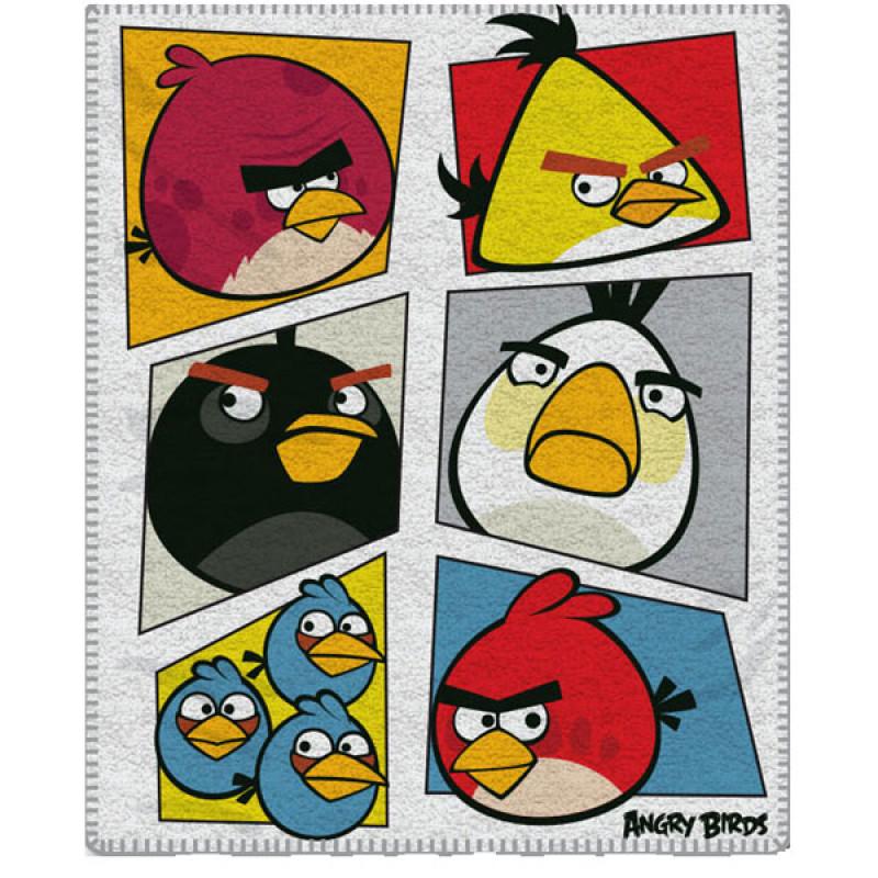 Deka Angry Birds