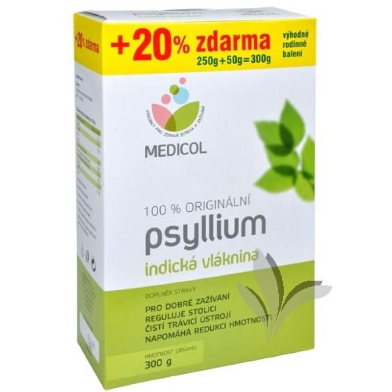 Psyllium (250 g + 50 g zdarma)