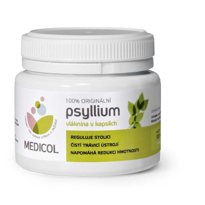 Psyllium - kapsle 100