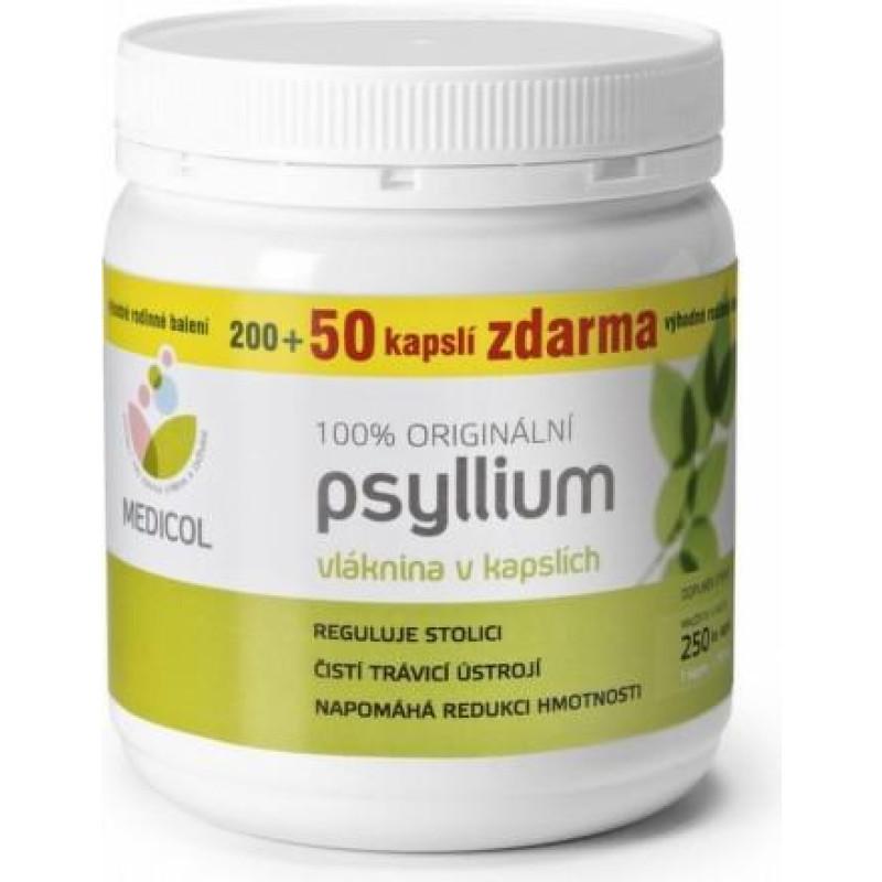 Psyllium - kapsle 250