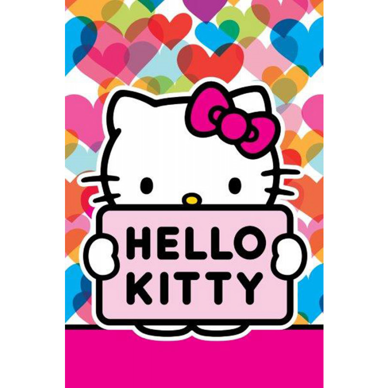 Ručník Hello Kitty Mimi Love
