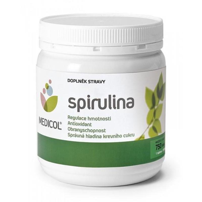 Spirulina 750 tablet
