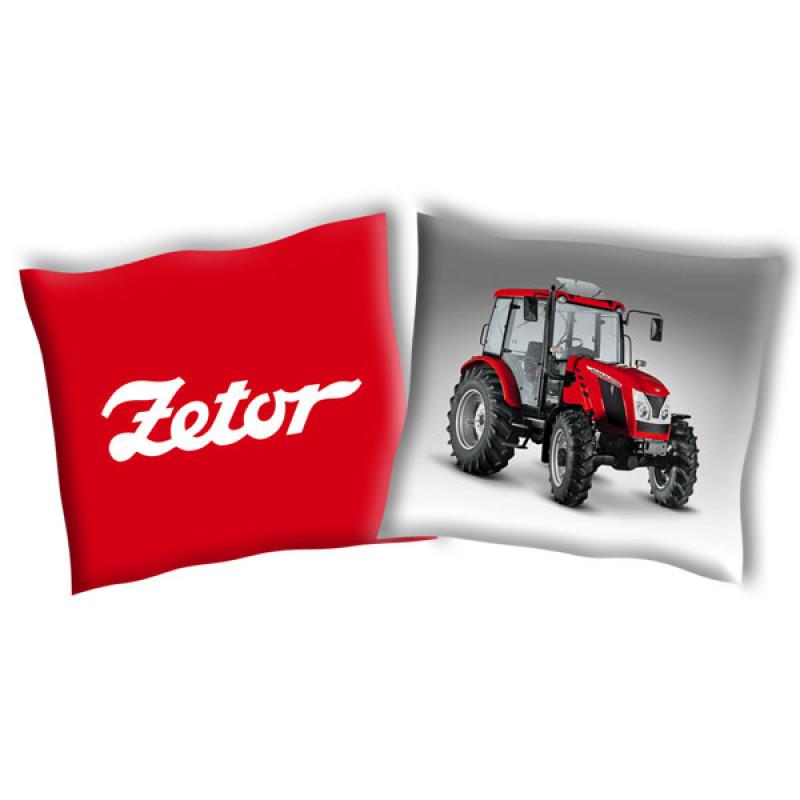 Povlak na polštářek Traktor Zetor 2