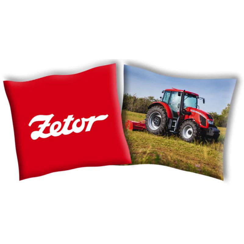 Povlak na polštářek Traktor Zetor 4