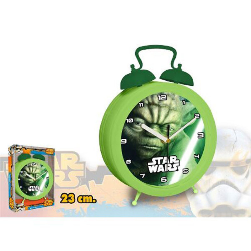 MAXI budík Star Wars Yoda