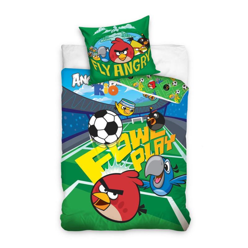 Povlečení Angry Birds Rio Fly