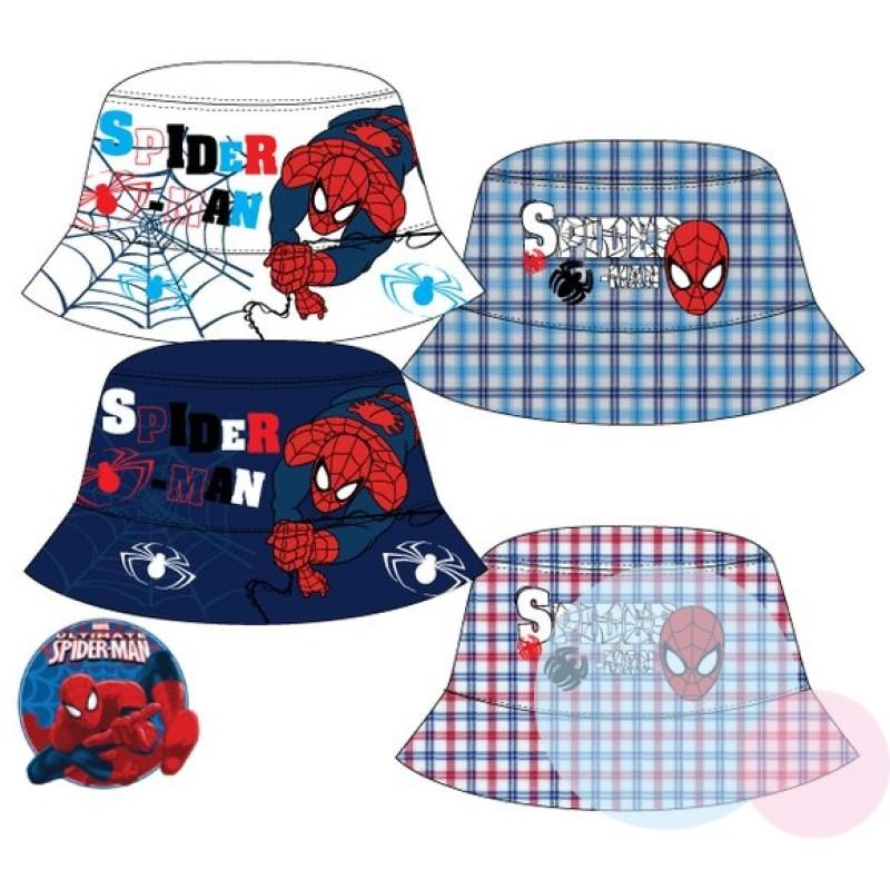 Klobouček Spiderman - oboustranný