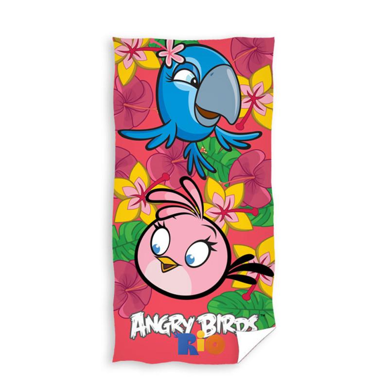 Osuška Angry Birds Rio