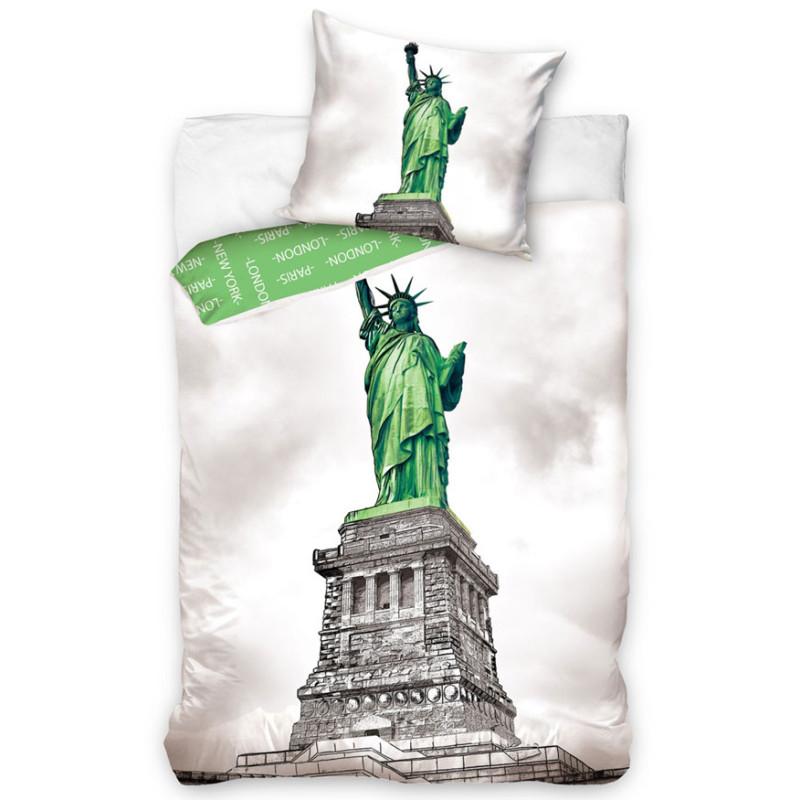 Povlečení New York Socha Svobody