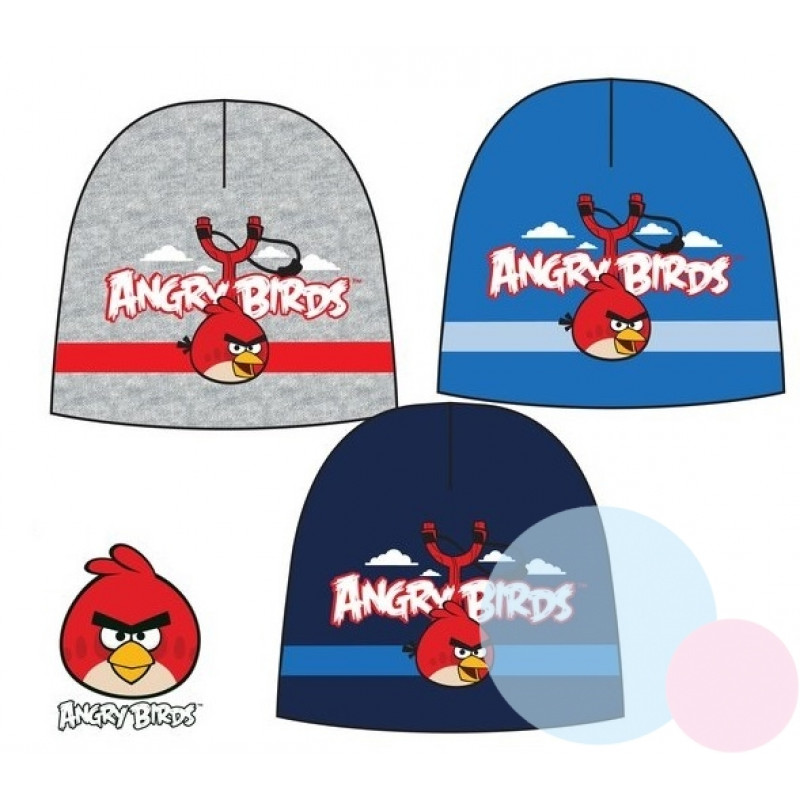 ČEPICE ANGRY BIRDS