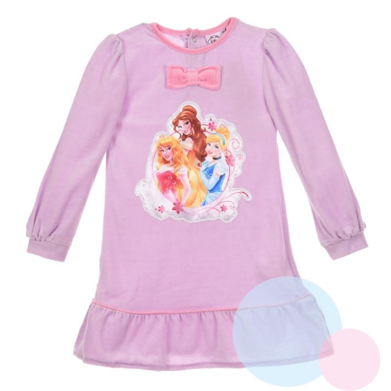 Šaty Princezny - velurové