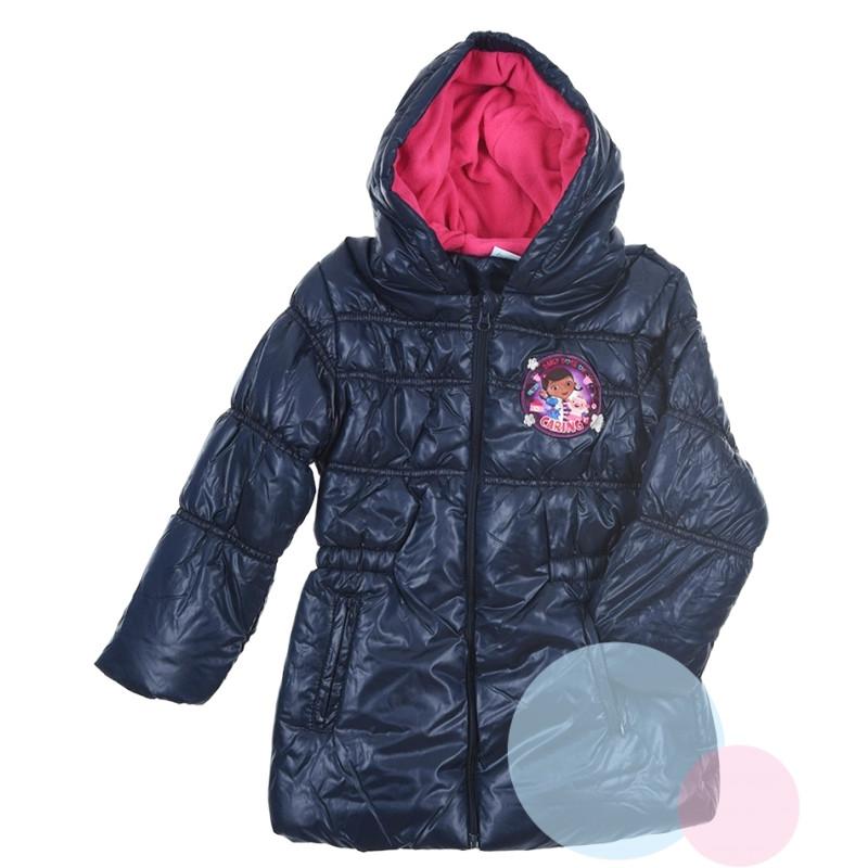 Zimní bunda Doktorka Plyšáková