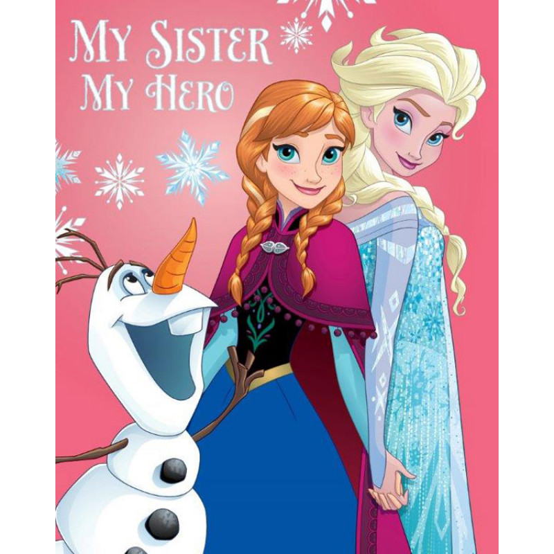 Deka Ledové Království sestry