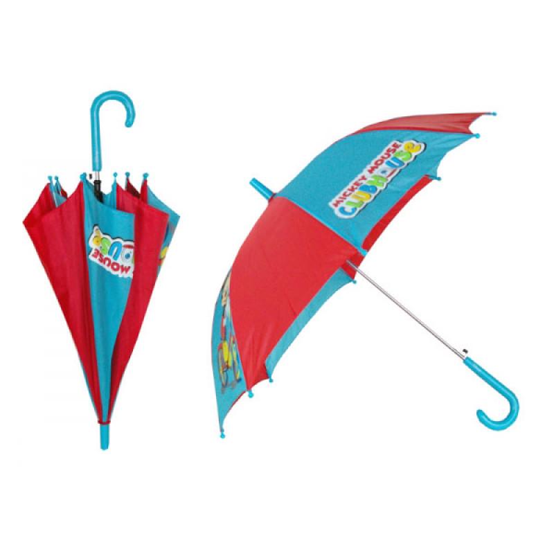 Deštník Mickeyho vystřelovací
