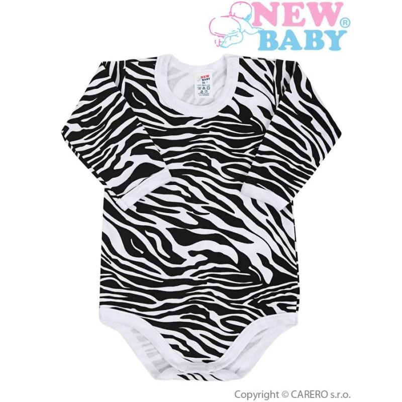 Body celopotištěné Zebra