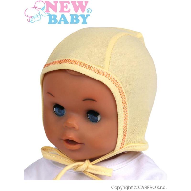 Čepice New Baby