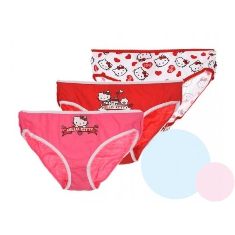 Kalhotky Hello Kitty 3ks