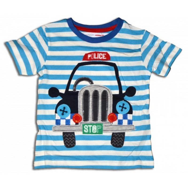 Tričko Auto Policie