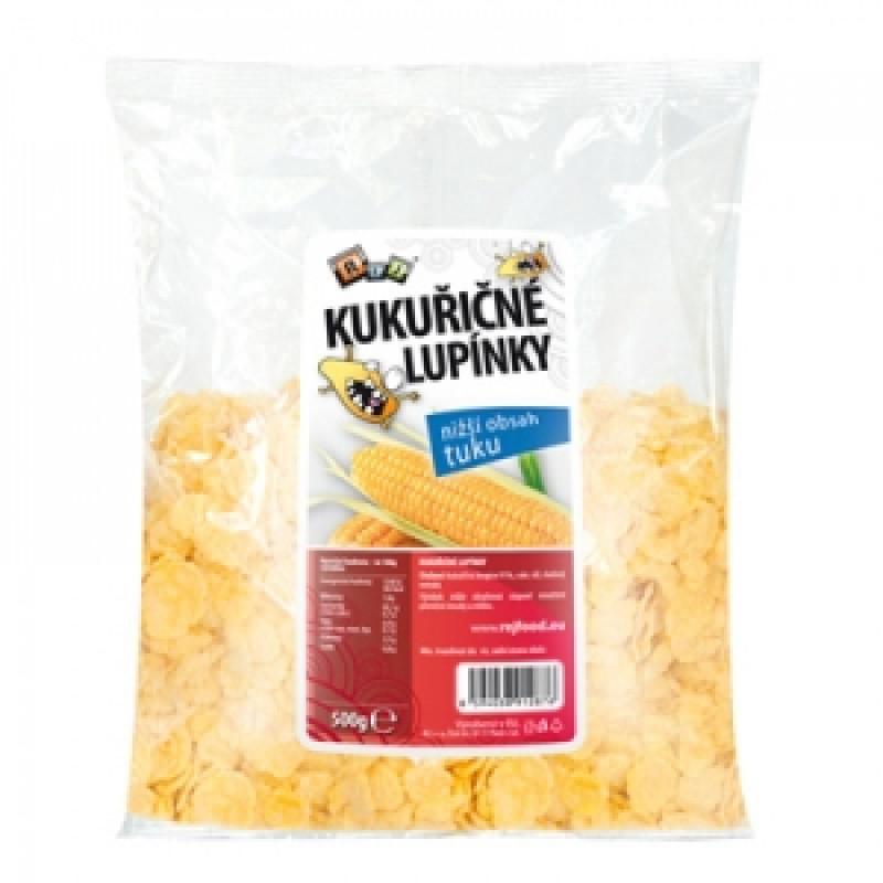 Kukuřičné lupínky