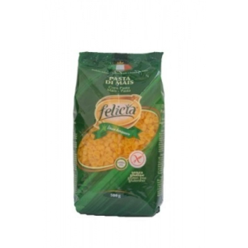 Kukuřičné těstoviny Conchigliette