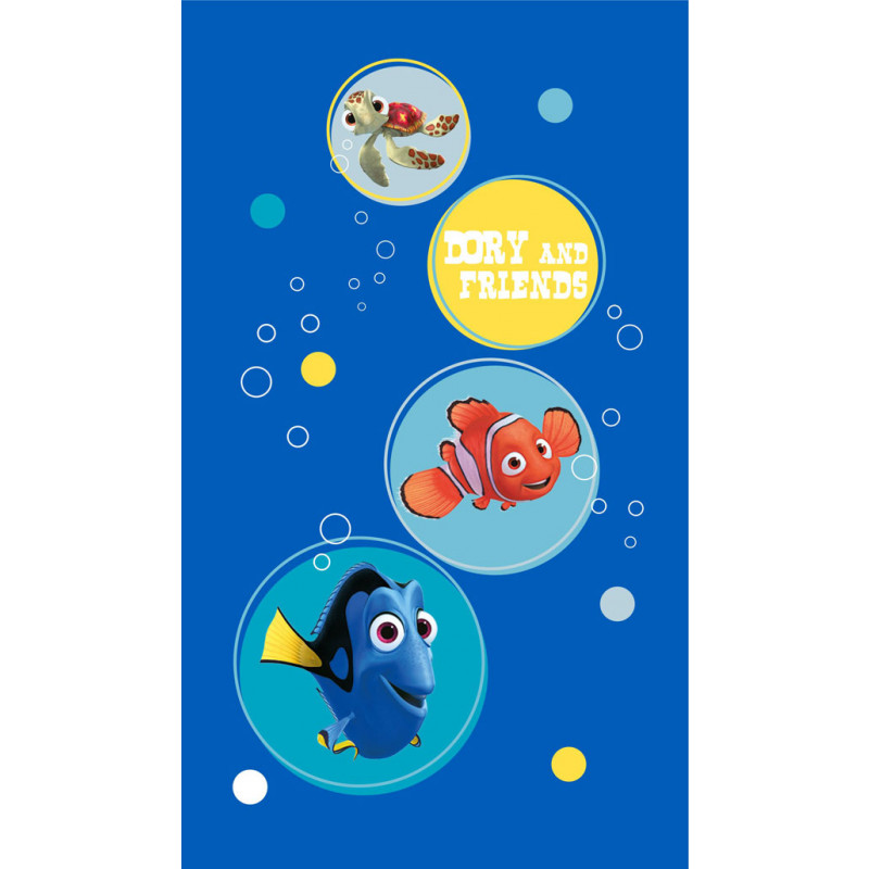 Osuška Dory a Nemo