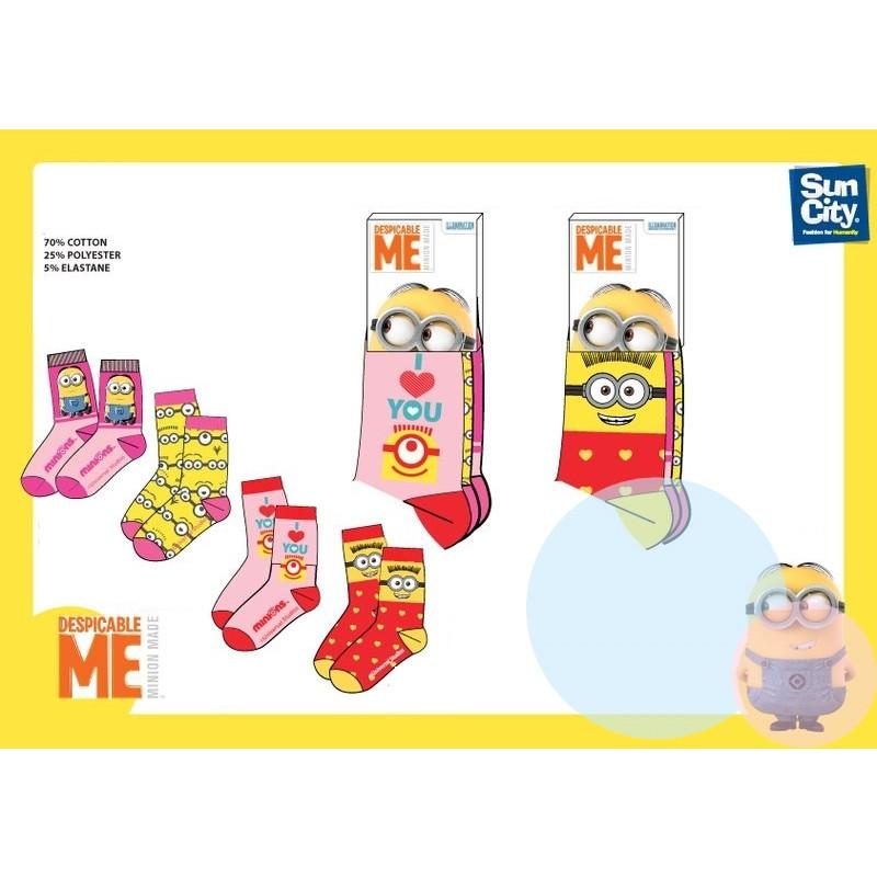 Ponožky MIMONI 3ks