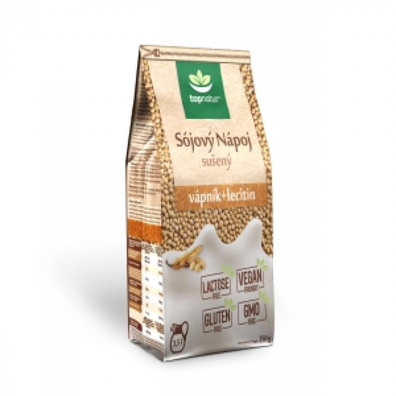 Sójový nápoj - Vápník + lecitin 350 g