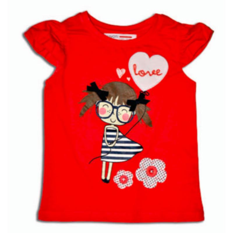 Tričko Dívka